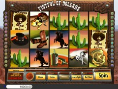 Fistful of Dollars slotsgames77.com Saucify 1/5