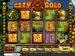 City of Gold slotsgames77.com Saucify 1/5