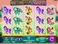 Machine Gun Unicorn slotsgames77.com Quickfire 5/5