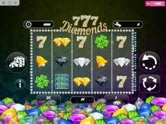 777 Diamonds slotsgames77.com MrSlotty 1/5