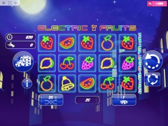 Electric7Fruits slotsgames77.com MrSlotty 1/5