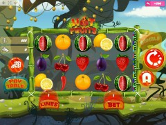 HOT Fruits slotsgames77.com MrSlotty 1/5