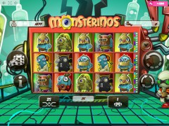Monsterinos slotsgames77.com MrSlotty 1/5