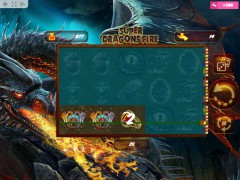 Super Dragons Fire slotsgames77.com MrSlotty 2/5