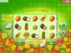 Tropical7Fruits slotsgames77.com MrSlotty 1/5