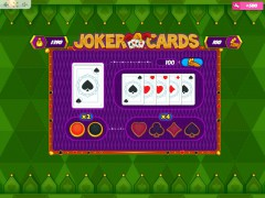 Joker Cards slotsgames77.com MrSlotty 3/5