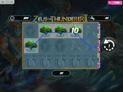 Zeus the Thunderer II slotsgames77.com MrSlotty 2/5