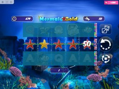 Mermaid Gold slotsgames77.com MrSlotty 2/5