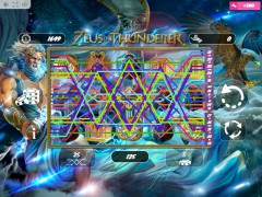 Zeus the Thunderer slotsgames77.com MrSlotty 4/5