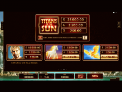 Titans of the Sun Hyperion slotsgames77.com Microgaming 4/5