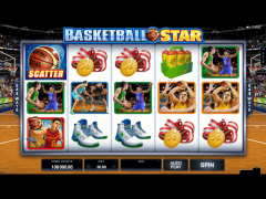 Basketball Star slotsgames77.com Microgaming 1/5