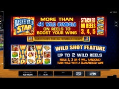 Basketball Star slotsgames77.com Microgaming 2/5