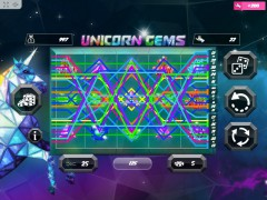 Unicorn Gems slotsgames77.com MrSlotty 4/5
